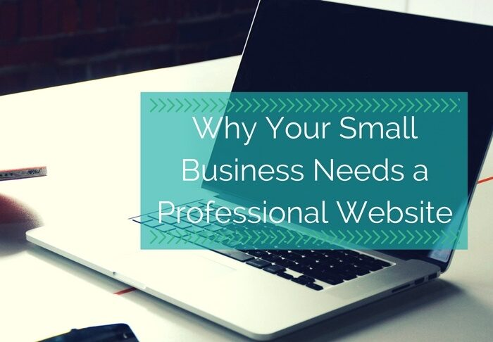 Why It's Important to Build a Small Business Website